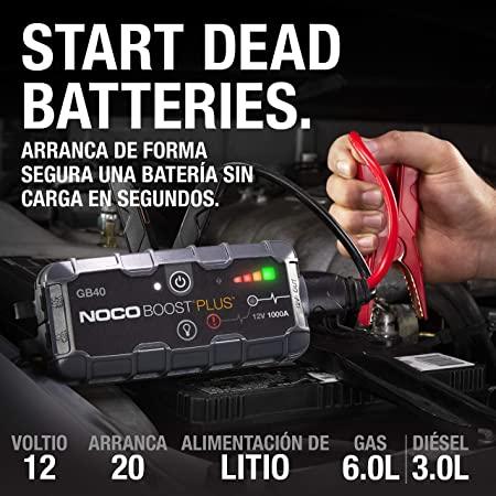 NOCO Boost Plus GB40