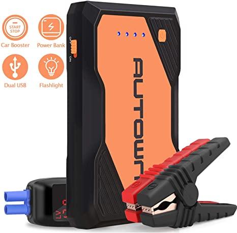 arrancador de baterías portátil autown g24